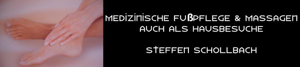 Medizinische Fußpflege Steffen Schollbach